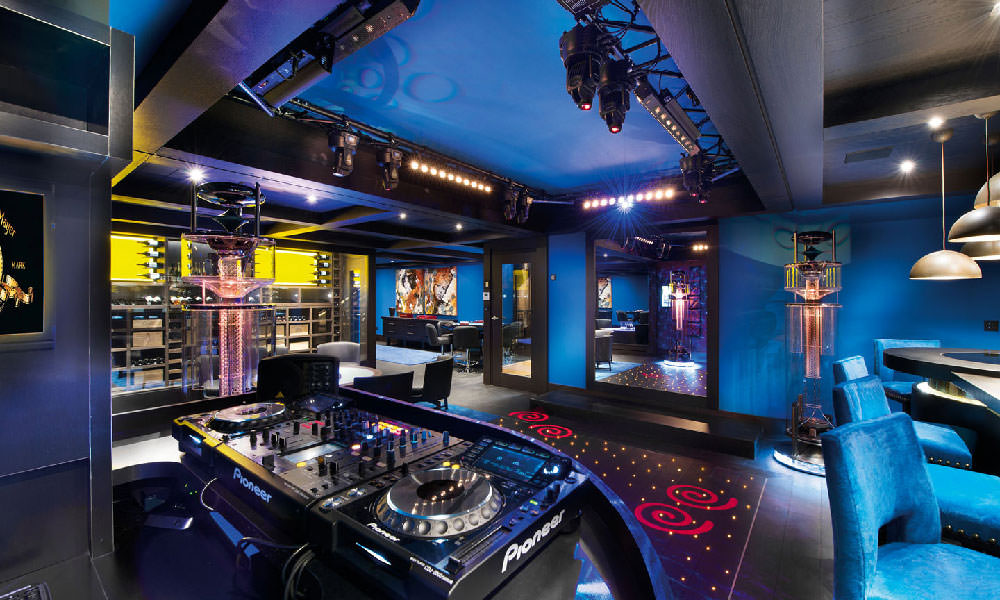 The Nightclub at Le Petit Palais