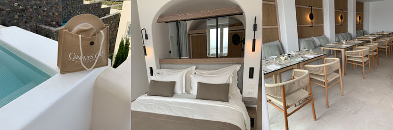 Accommodation at Canaves Oia Epitome